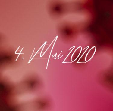 Am 4. Mai dürfen wir voraussichtlich wieder öffnen